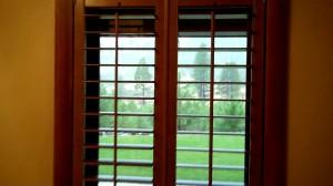 Hanging Strips For Shutters Eliminates Frames Inside Of