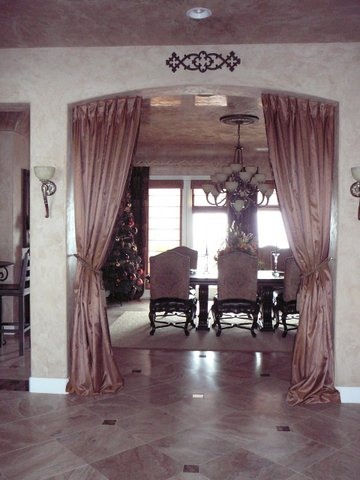 Use Drapes To Decorate Interior Spaces Kempler Design